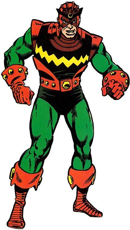 Avengers clipart marvel comic. Living laser comics enemy