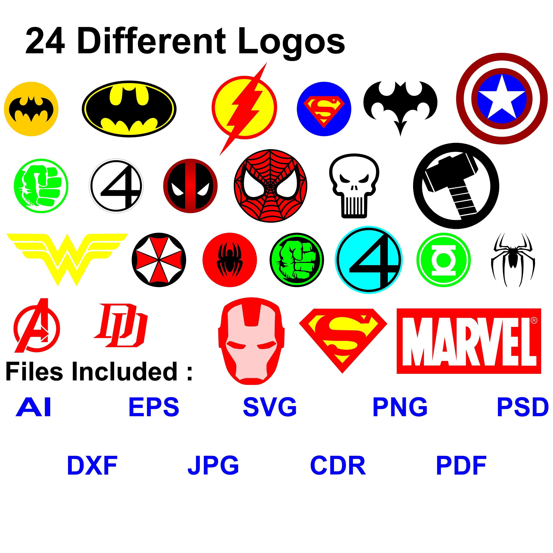 Avengers clipart silhouette, Avengers silhouette ...