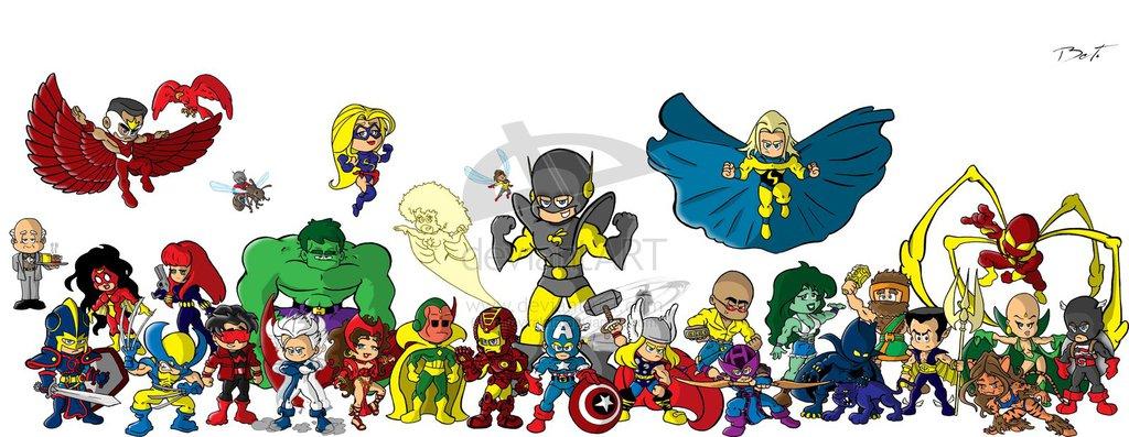 Avengers clipart superhero group. You ve gotta be