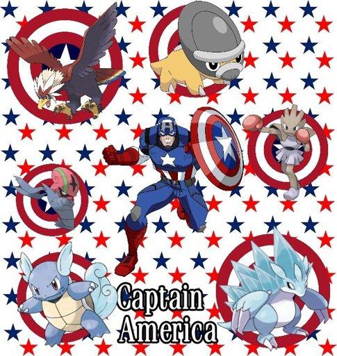Marvel pokemon teams cartoon. Avengers clipart superhero group