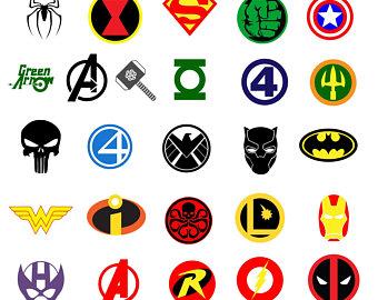 Etsy . Avengers clipart svg