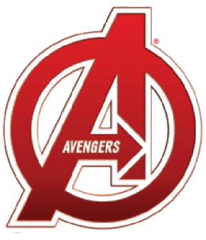 Avengers clipart symbol. Image vol logo png