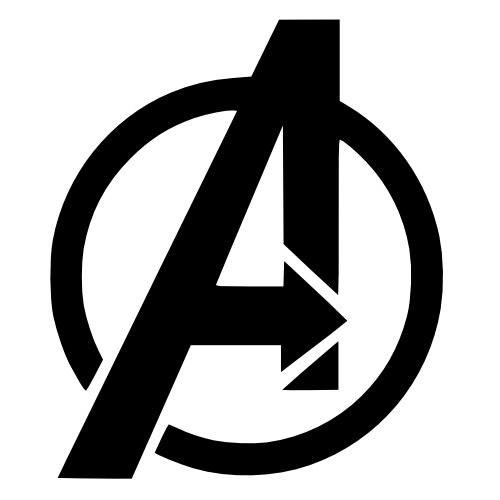 Cliparts free download best. Avengers clipart symbol