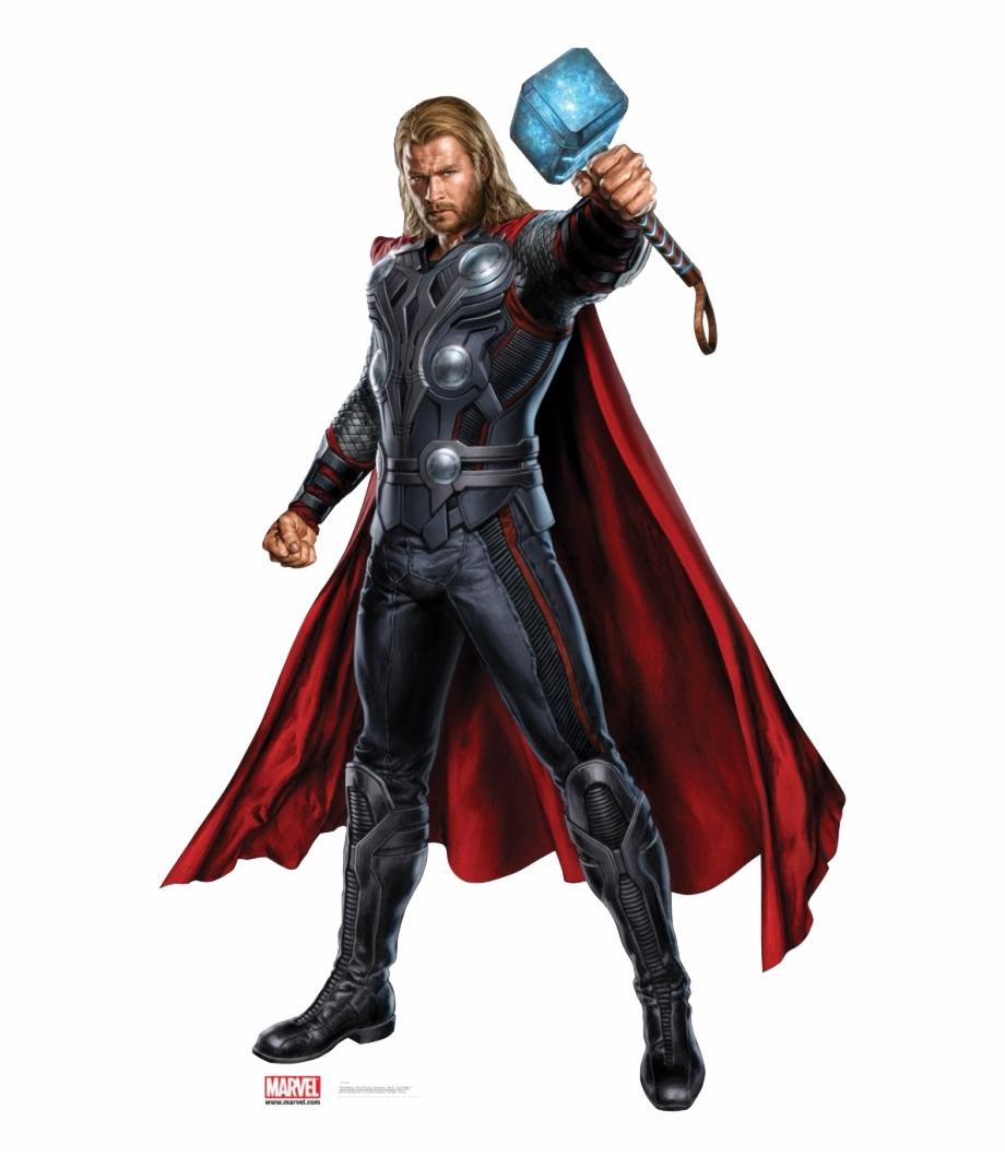Avengers clipart thor. Marvel superheros clip art