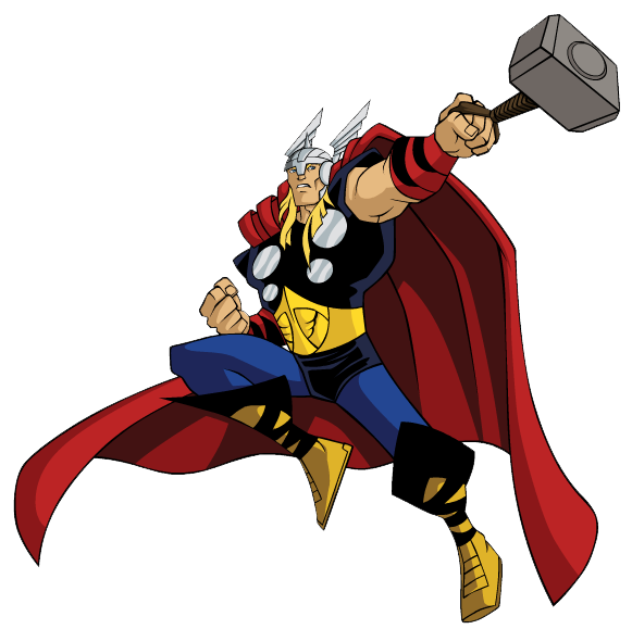 Best thor printables pinterest. Politician clipart animated