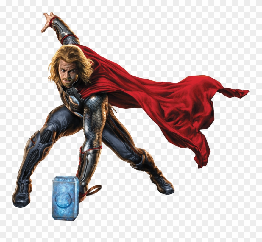 Image fh marvel cinematic. Avengers clipart thor