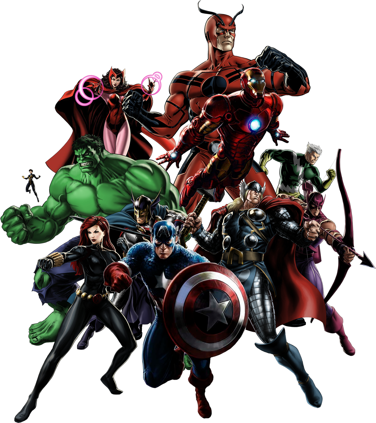 Png images transparent free. Deadpool clipart avengers marvel