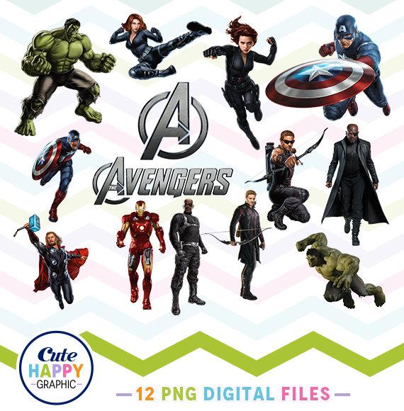 Png marvel superheroes files. Avengers clipart transparent