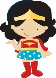 Kid wonder woman google. Brave clipart superboy