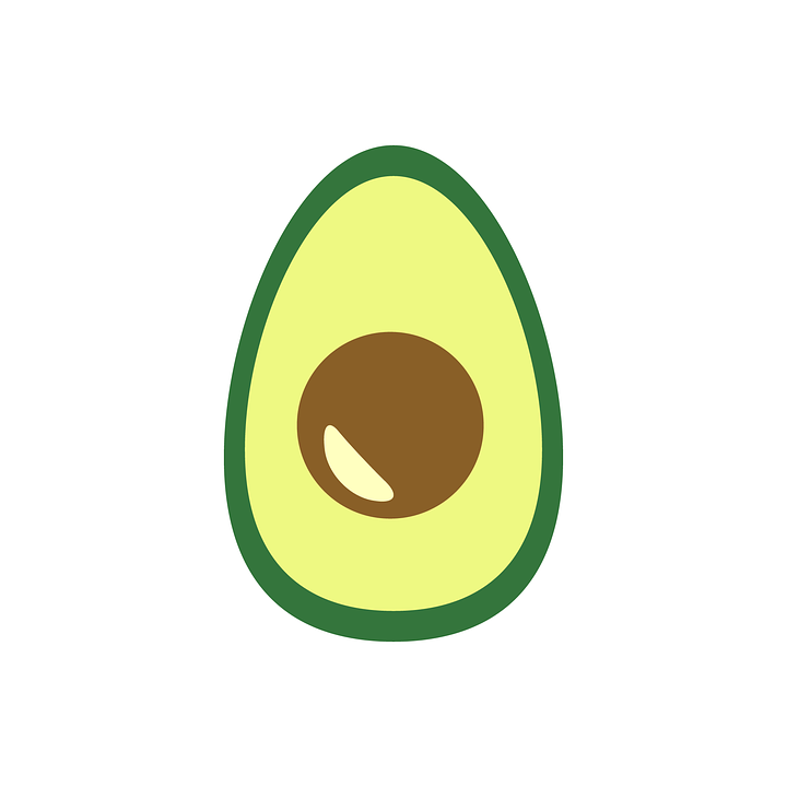 Free download best on. Avocado clipart abocado
