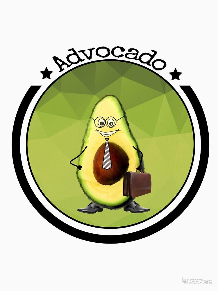 Avocado clipart advocado. Advokat vegan t shirt