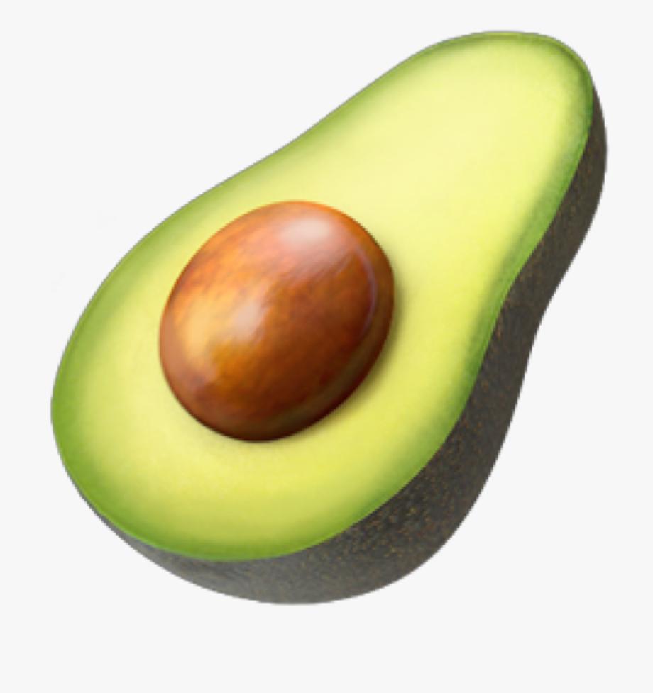 Emoji png free cliparts. Avocado clipart avacado