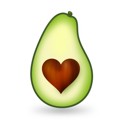 Avocado clipart avacodo. The new scheduling organizing