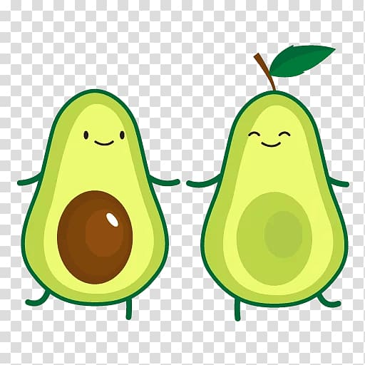 Avocado clipart avacodo. Guacamole transparent background png