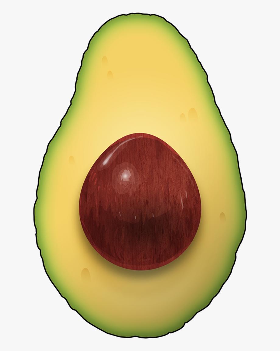Png banana free cliparts. Avocado clipart avocado fruit