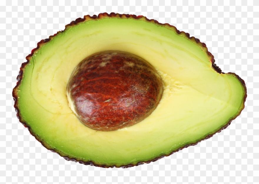 Pinclipart . Avocado clipart avocado half