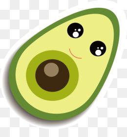 Free download cartoon clip. Avocado clipart guacamole
