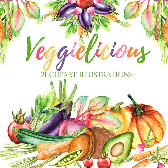 Avocado clipart illustration. Vegetable healthy watercolor illustrations