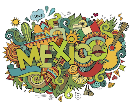 Mexico facts for kids. Avocado clipart kid