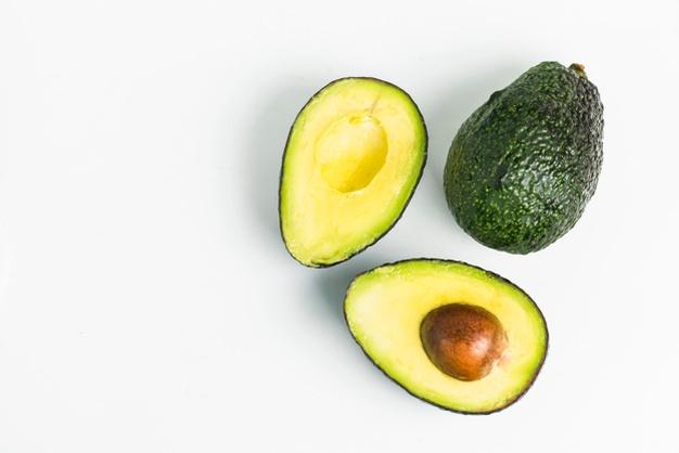 Avocado clipart vector. Vectors photos and psd