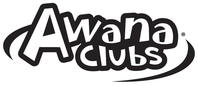 Logo . Awana clipart black and white
