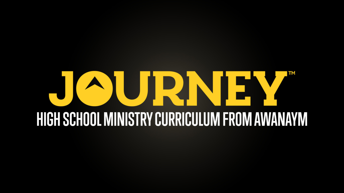 Awana clipart journey. High school ministry curriculum