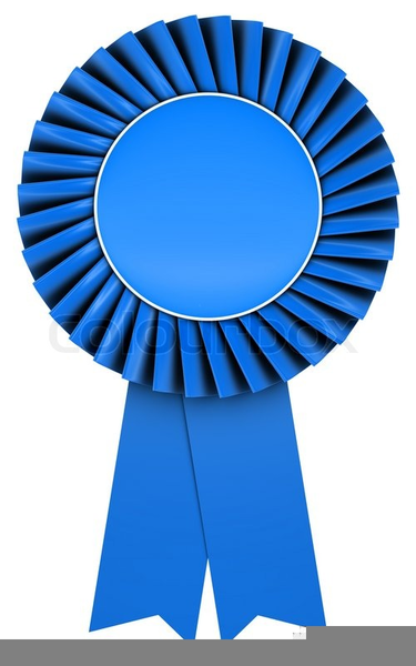 Award clipart. Blue ribbon free images
