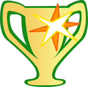 Award clip art at. Awards clipart