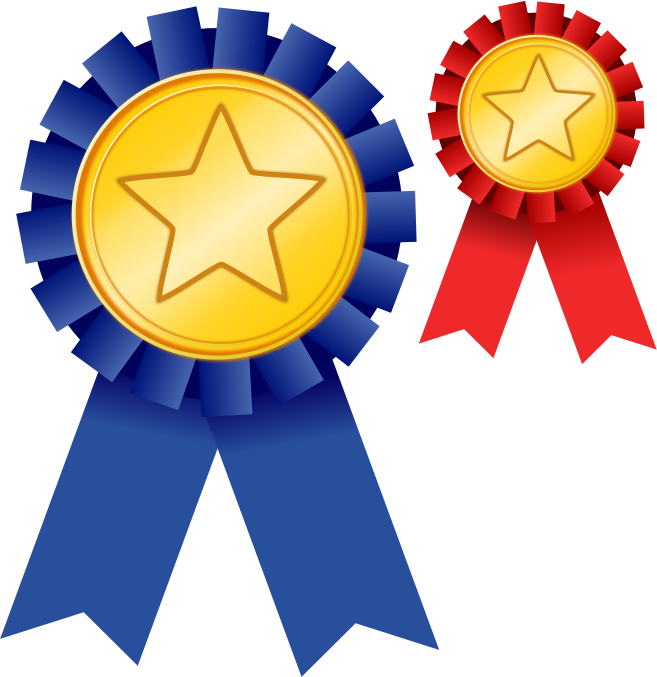 Award clipart. Corporate