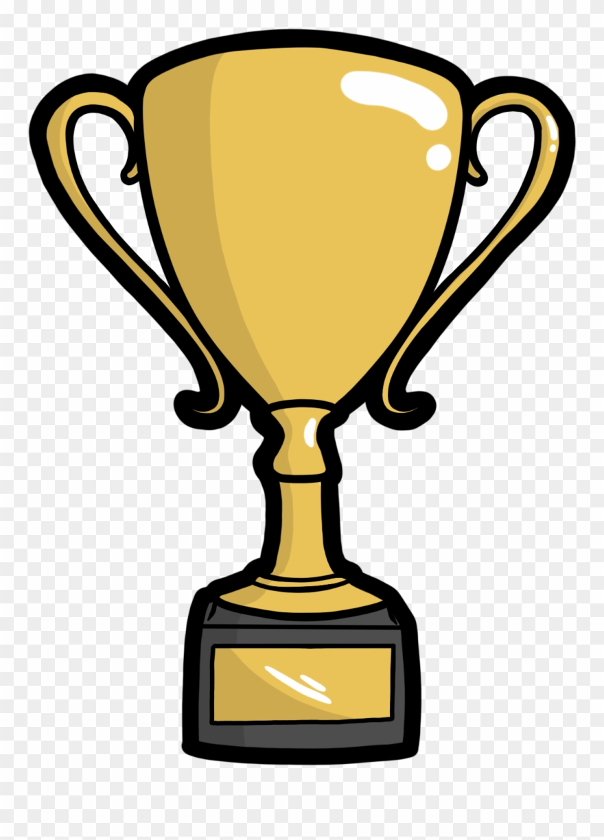 Award clipart. Winning trophy pinclipart