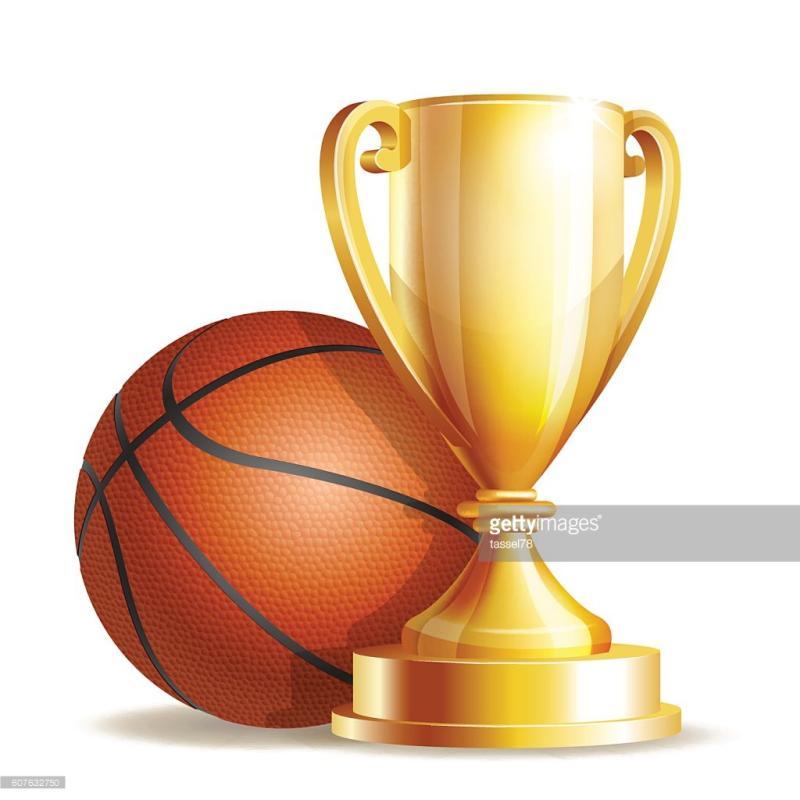 award clipart basketball
