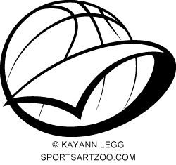 best images on. Award clipart basketball