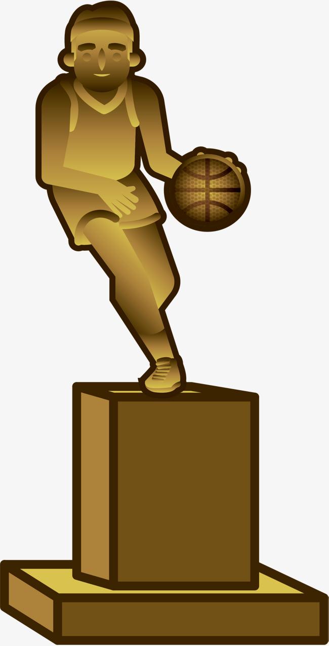 Award clipart basketball. Trophy png vectors psd