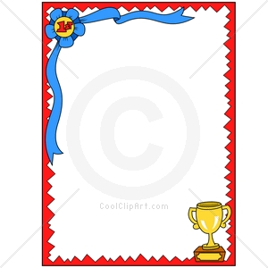 Awards borders