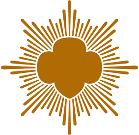 Girl scouts of colorado. Award clipart bronze