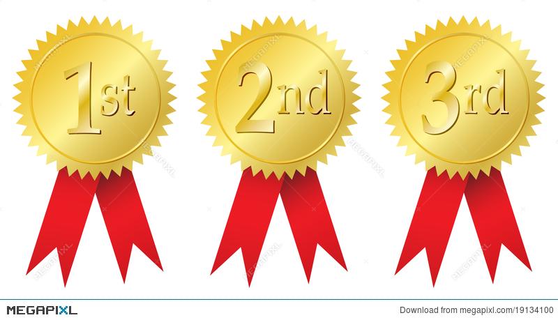 Award medals illustration megapixl. Awards clipart first place