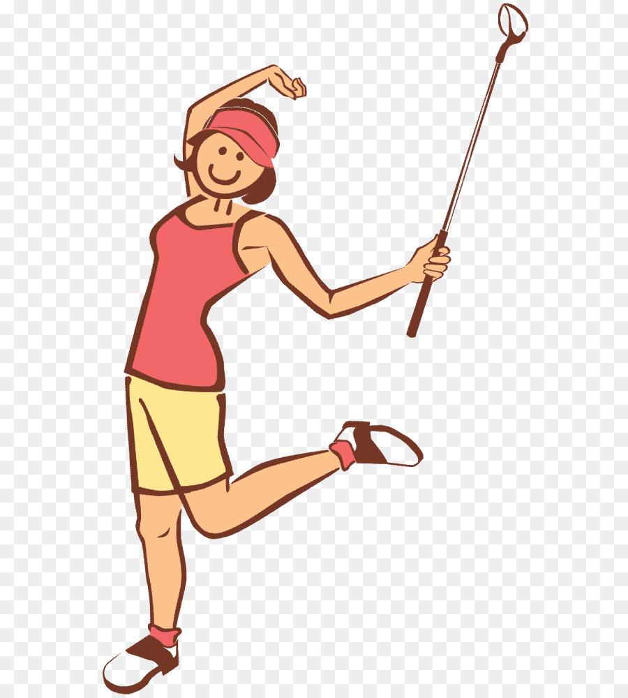 Best espy award woman. Golfing clipart female golfer