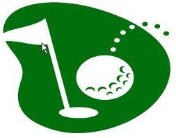 award clipart golf