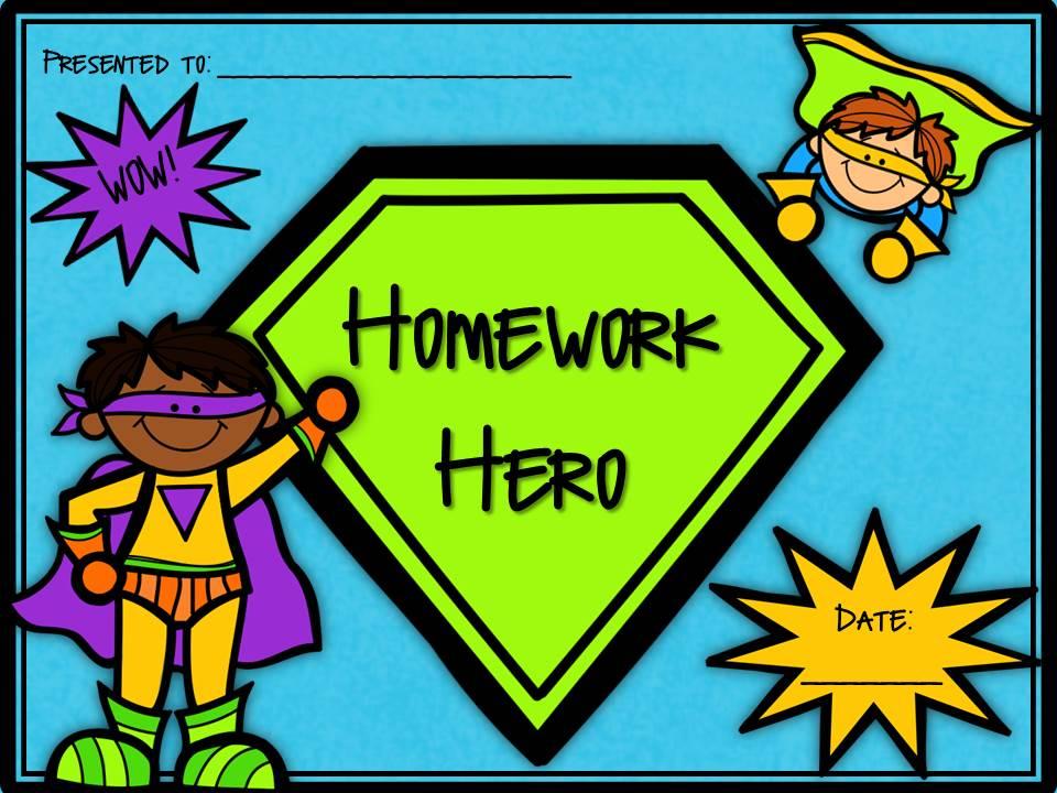 Teachin little texans and. Award clipart homework