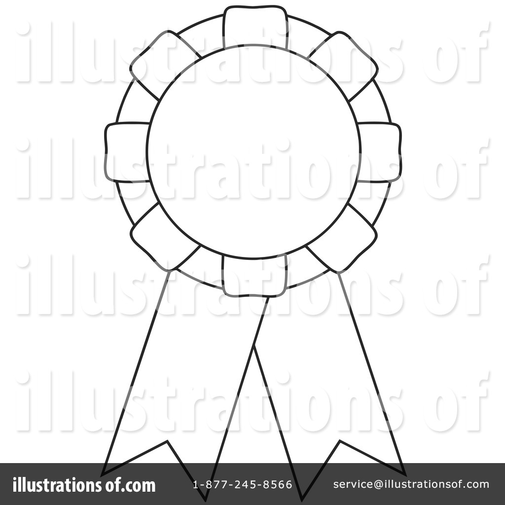 awards clipart black and white