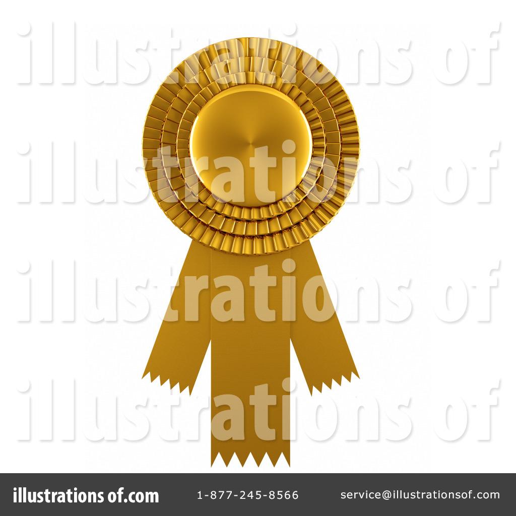 Award clipart illustration. Ribbon by stockillustrations royaltyfree