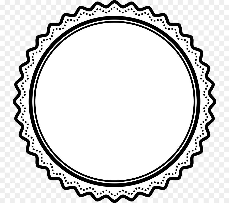 Seal clip badges cliparts. Award clipart line art