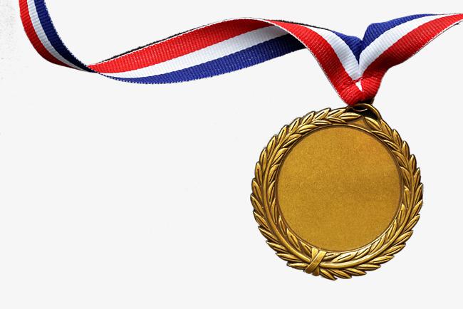 An empty medals awards. Award clipart medal