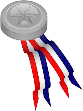 Award clipart medallion. Free awards public domain