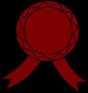 Clip art at clker. Award clipart medallion
