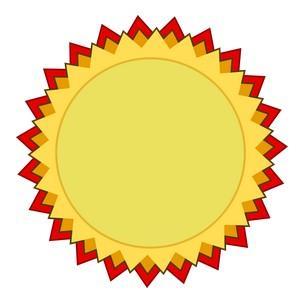 award clipart medallion