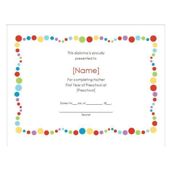 Award clipart preschool.  graduation borders free