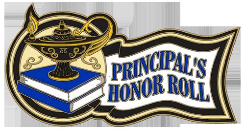Award clipart principal's. Principal s honor roll