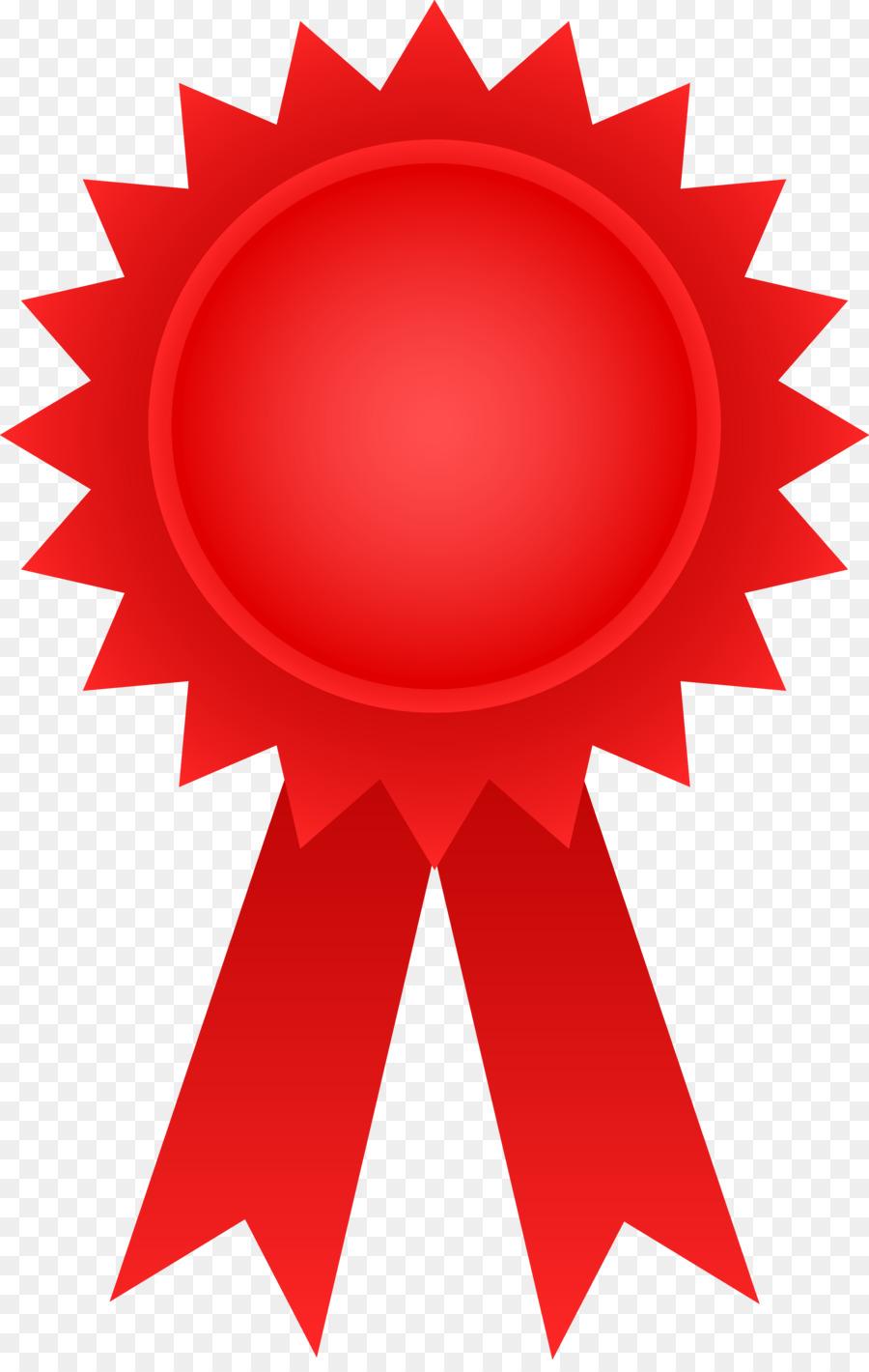 Award clipart ribbon clip art. Red background circle
