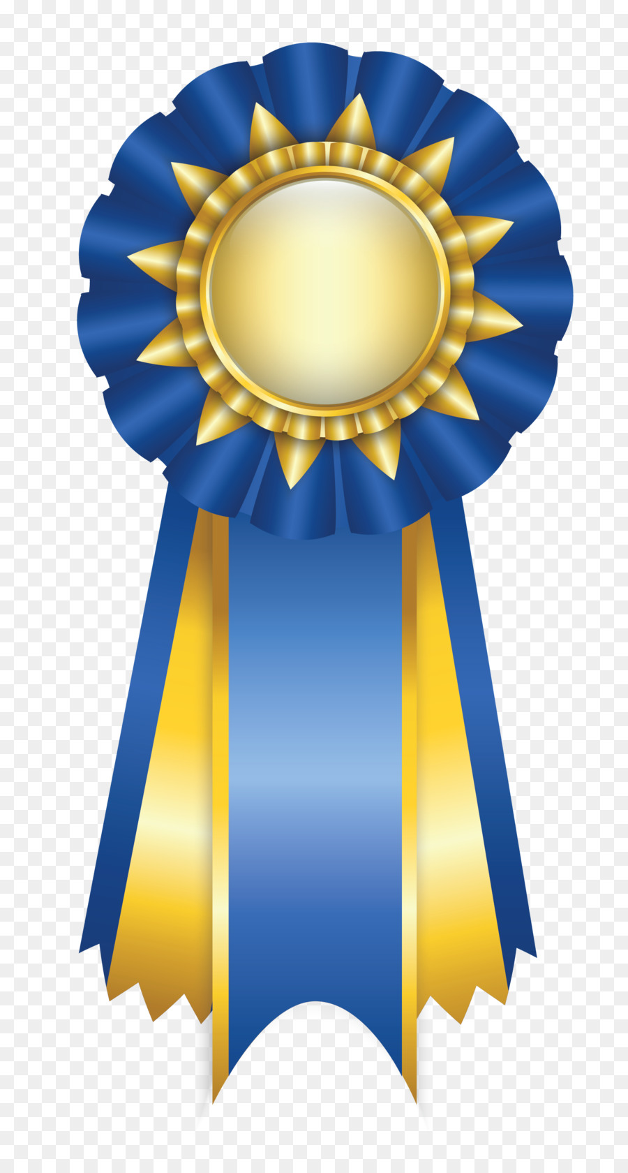 Flower background medal . Award clipart ribbon clip art